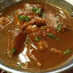 本格インド料理アシス - ブラックカレー