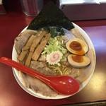 麺一盃 - 料理写真:喜多方系らーめん