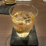 カフェ&バー 琥珀 - バランタインS500円
