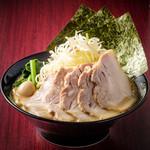 横浜家系ラーメン 町田商店 マックス - ネギチャーシュー麺