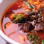 和牛焼肉ブラックホール - ユッケジャンスープ