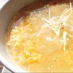 和牛焼肉ブラックホール - たまごスープ