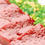 和牛焼肉ブラックホール - レバー(肝臓)