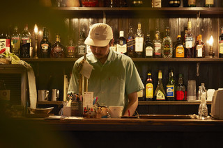 TUBO CAFE - バーカウンター
