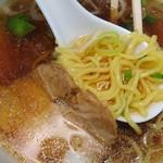 洋食や 三代目 たいめいけん - 麺と叉焼