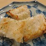 鮨処もり山 - 穴子の白焼き