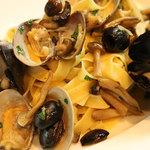 イタリア食堂 MARIA - タリアテッレ森と海のごちそうオイルソース