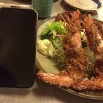 味のとんかつ 丸一 - iPhone7と比較
