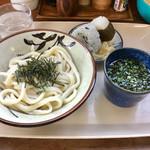 野口製麺 - 料理写真:今日のお昼ごはん