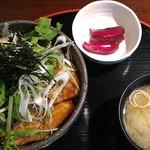 芋蔵 - 豚カルビ丼900円