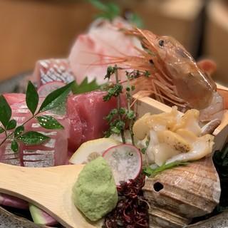 【魚】長浜鮮魚卸直営店ならではの鮮度