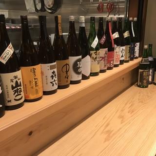 【酒】九州各県の知られざる名酒もご用意