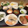 天然温泉吉野 桜の湯 御宿野乃 - 料理写真:朝から大量消費