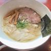 翔鶴 - 料理写真:塩わんたん麺(大盛)