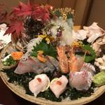 宮島グランドホテル 有もと - 料理写真: