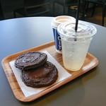 ザシティベーカリー - Wチョコレートクッキーホワイトとレモンジンジャー