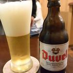 リエージュ - ベルギービール(デュベル)