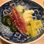 北海寿司 うに丸 - お新香