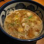 つけ麺 松ふじ - 魚介を感じるスープ