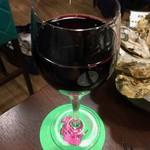 魚とワイン はなたれ The Fish and Oysters - ハウスワイン