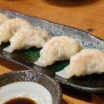 餃子坊 豚八戒 - 明蝦餃子(海老水餃子) ★いっしーリコメンド