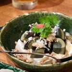 餃子坊 豚八戒 - ピータン豆腐