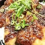 どんぶりころころ - チキンカツ丼・シングル(ソース味)