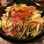 韓国食彩オモニ - 料理写真: