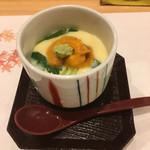Sushiurayama - 茶碗蒸し