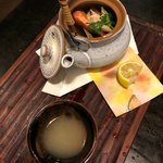96206971 - 〈秋〉松茸土瓶蒸