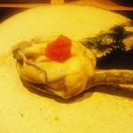 96208239 - 仙鳳址の牡蠣握り