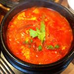韓国料理Bibim - 海鮮スンドゥブ