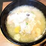 韓国料理Bibim - サムゲタン
