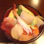 9621151 - ミニ海鮮丼