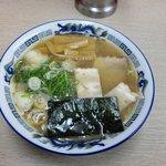 ぶんぶん亭 - ラーメン(しょうゆ)