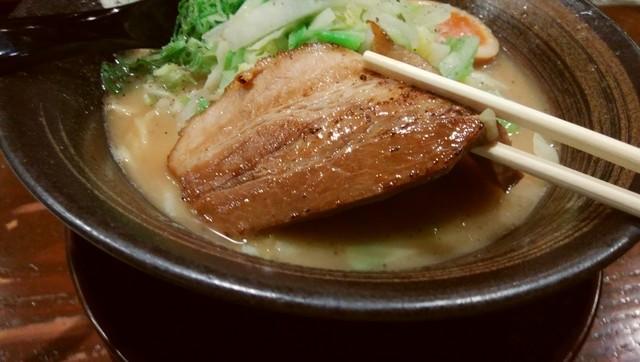 丸源ラーメン|熟成醤油ラーメン「肉そば」
