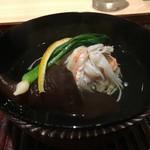 紀茂登 - 間人蟹の椀