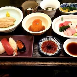 寿司の小林 - 料理写真:ランチ(松)