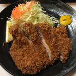 96214417 - 極上ロースかつ定食(1,500円)