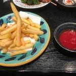 にれの木 - ポテトフライ