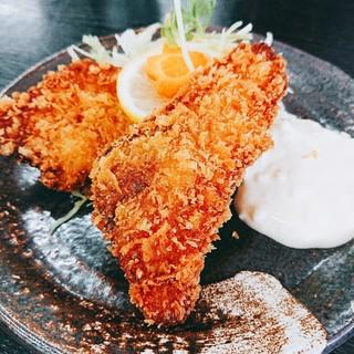 長島大陸市場食堂 - 料理写真:
