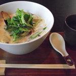 9622649 - きのこと野菜のスープパスタ