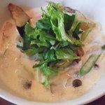 9622651 - きのこと野菜のスープパスタ