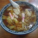 釜彦 - 【スープ入り焼きそば】