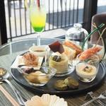 ラ・スイート神戸オーシャンズガーデン - 「お茶尽くしアフタヌーンティー~HAIKARA~」