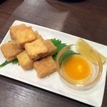 96226972 - ダウ フー チェン ムオイ(ベトナム揚げ豆腐)500円
