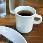egg - セット紅茶300円