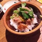 のら酒房 - 料理写真:マグロ丼