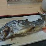 96227381 - 岩魚定食(焼き魚)