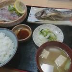 富貴亭 - 料理写真:岩魚定食 1,500円